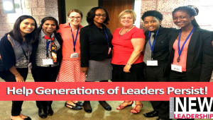 Empower the Next Generation of Women Leaders