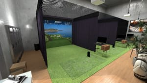 Wittenberg Golf Room Project