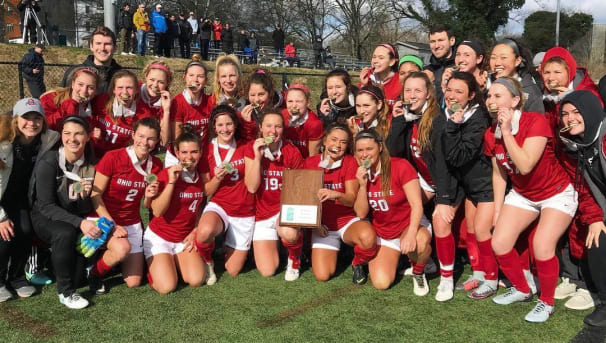 Ohio State University Women's Club Soccer Image