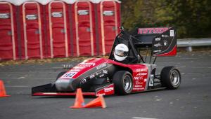 Rutgers Formula Racing 2016 - 2017
