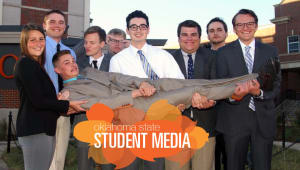 Support Student Media at OSU