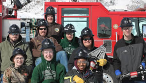 Montana Technological University Mine Rescue