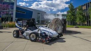 2019 Formula SAE Team