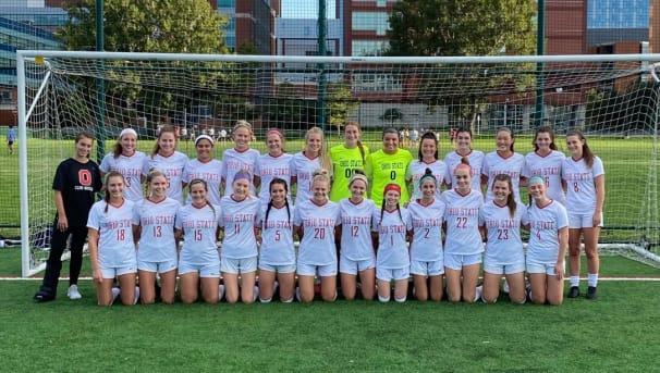 Ohio State University Women's Club Soccer Team