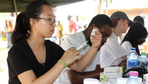 Student Experiences in Global Health