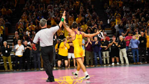 Sun Devil Wrestling Matching Gift Campaign