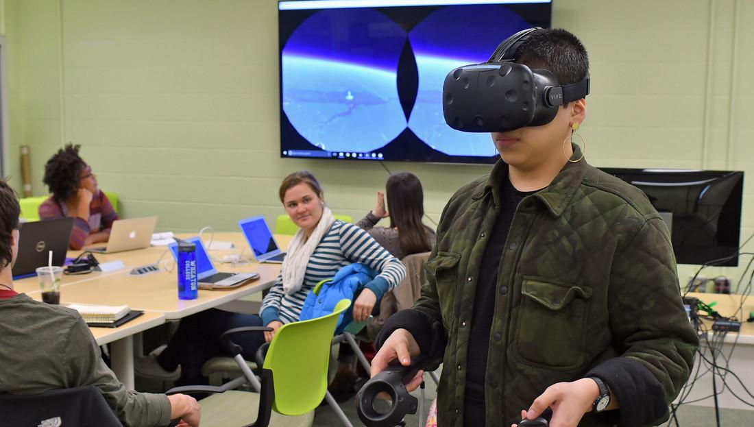Virtual Reality Class