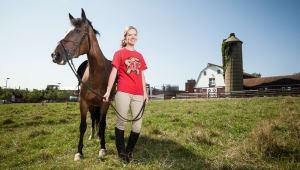 Equine Program Pasture Mower Fund
