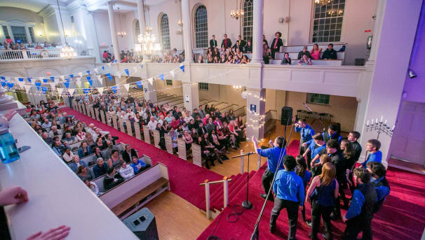 A Cappella Fest at Wheaton College Image