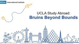 Support UCLA Study Abroad Scholarships