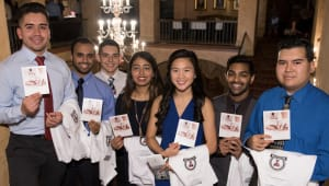 Sponsor a White Coat - Foster School of Medicine