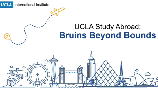 Support UCLA Study Abroad Scholarships Image