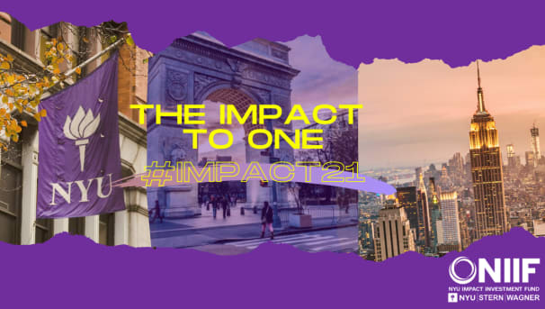 NYU Impact Investment Fund (NIIF) Image