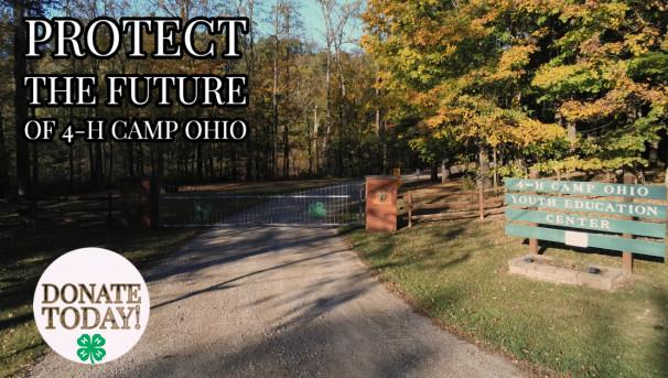 4-H Camp Ohio Image