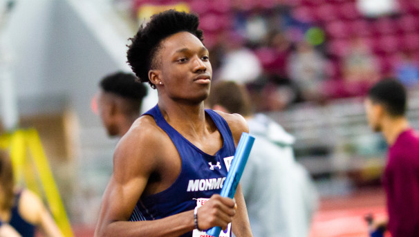 Men's Track & Field and Cross Country Enhancement Fund Image