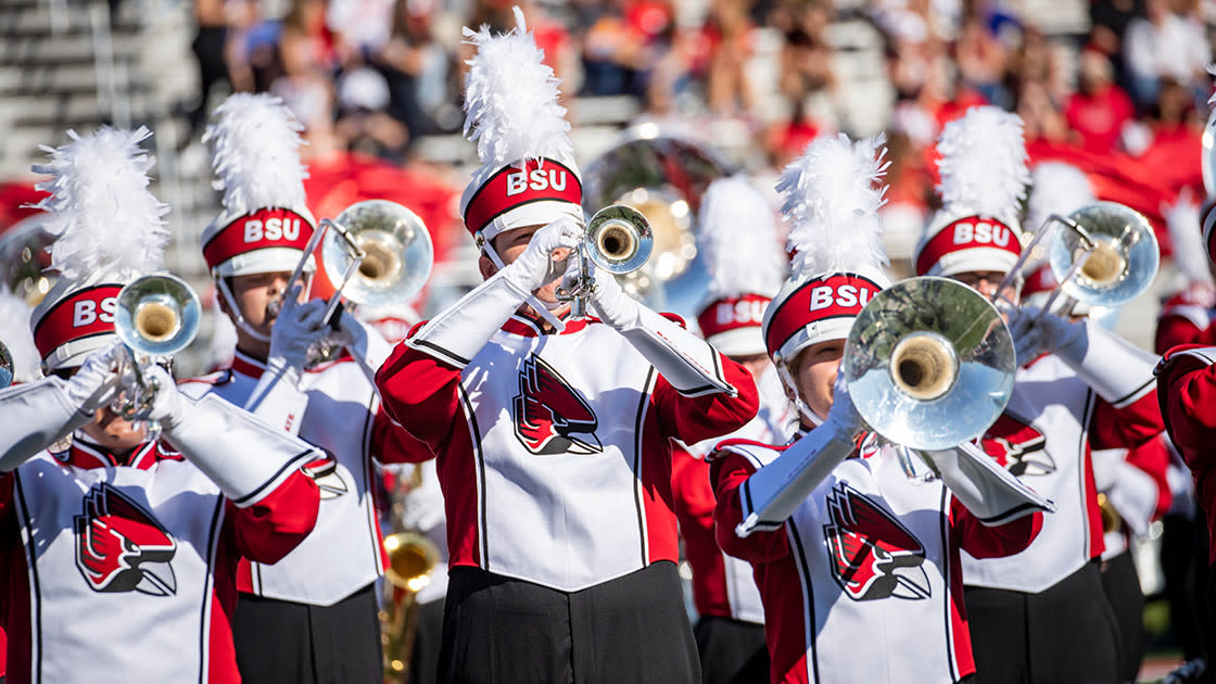 Pride of Mid-America Marching Band