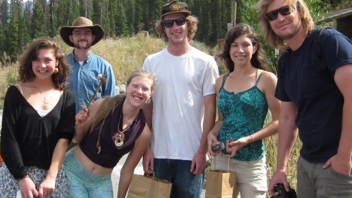 Field trips inspire interest in Mycology!