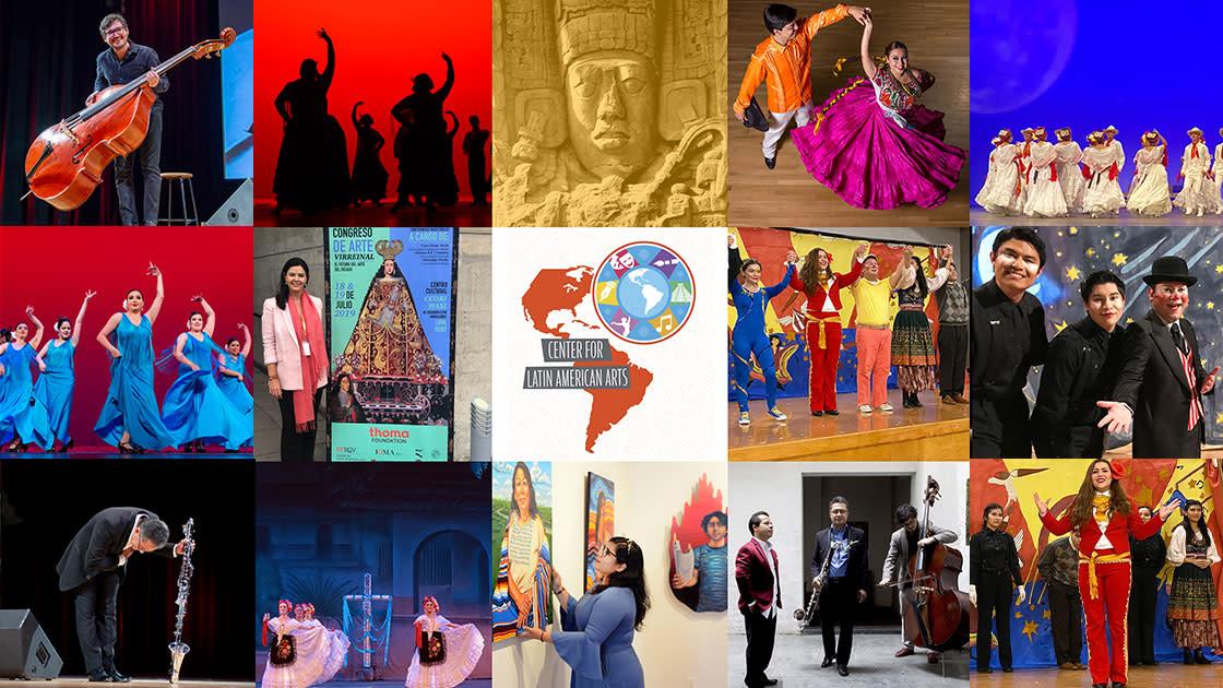 Center for Latin American Arts