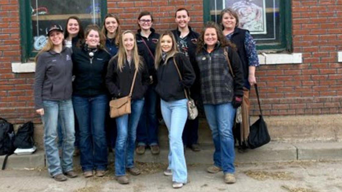 Collegiate Cattlewomen 2