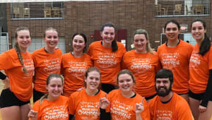 Women's Club Volleyball Goes to Nationals