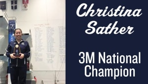 Swimming & Diving $3K for 3M Championship
