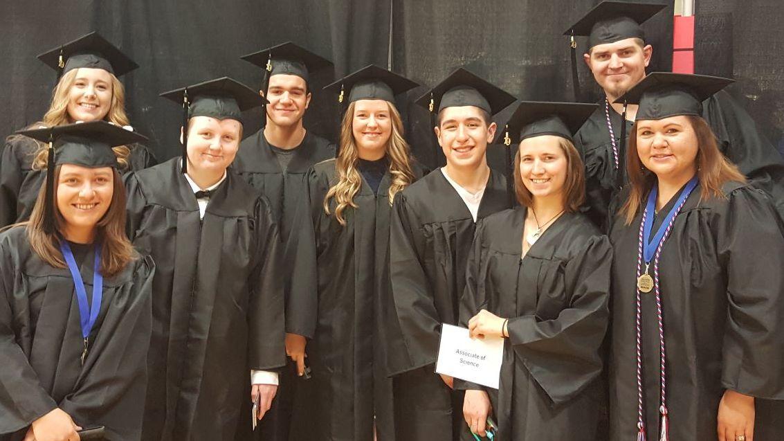 Gallatin College Grads