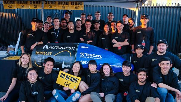 Berkeley Hyperloop - Building the Future of Transportation Image