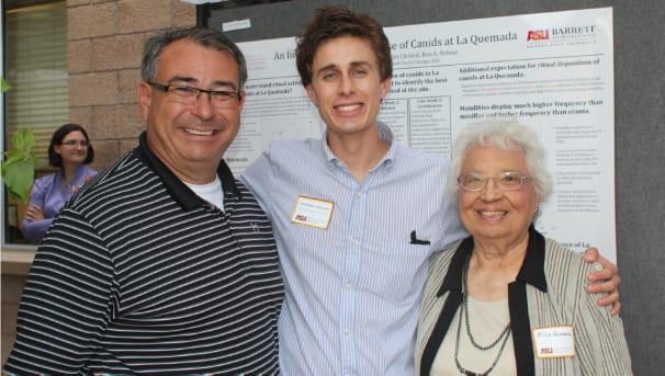 Quesada Scholarship Image