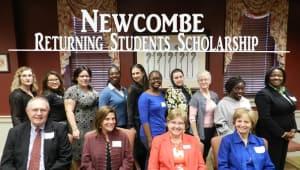Newcombe Returning Students Scholarship