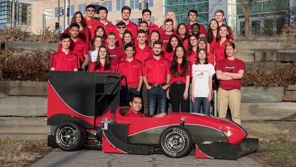 Formula SAE Racing Project Image