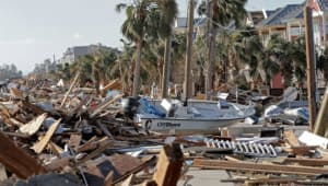 Helping Hurricane Victims Using Social Media