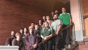 Montana Tech Robotic Mining Club Competition