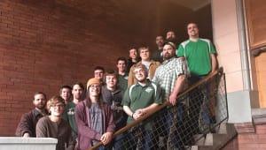 Montana Tech Robotic Mining Club Competition