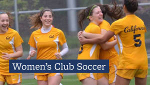 UC Berkeley Women's Club Soccer