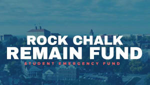Support the Rock Chalk Remain Fund