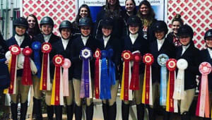 SHU Equestrian Team is headed to the IHSA National Championship!
