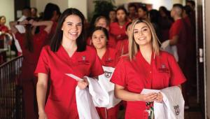 Sponsor a White Coat - Hunt School of Nursing