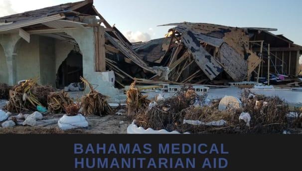 Bahamas Medical Humanitarian Aid Image