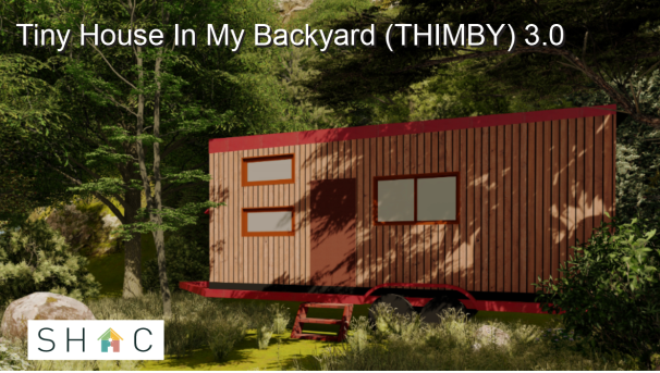 Tiny House in My Backyard Image