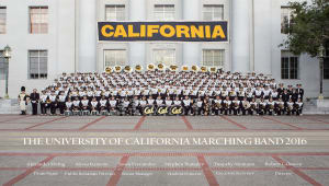 Cal Band Rehearsal Hall Upgrades