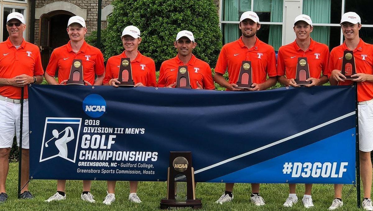2018 Division III Men's Golf Championships - 3rd Place Finish