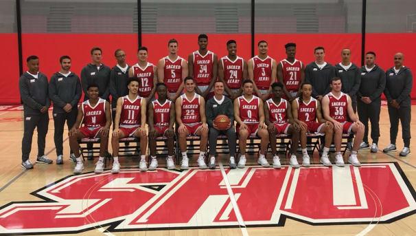Support SHU Men's Basketball! Image