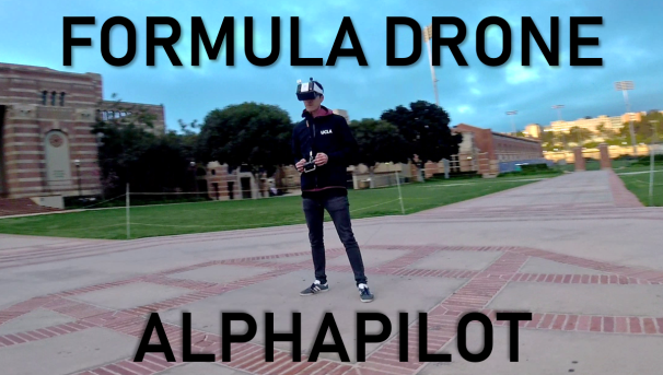 Formula Drone: The Fast and the Flurry-ous Image