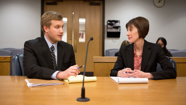 Experiential Learning Opportunities in the School of Law Image