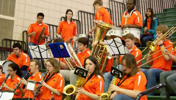 10 Years of UTD Pep Band Image
