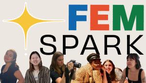 *STRETCH GOAL* Support FEM Newsmagazine!