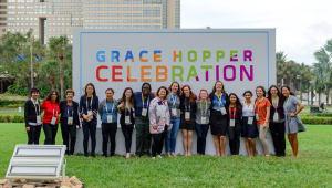 Department of Computer Science: Grace Hopper Celebration of Women
