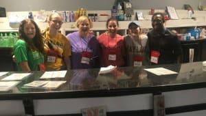 McAllen Baylor Nursing Mission Trip