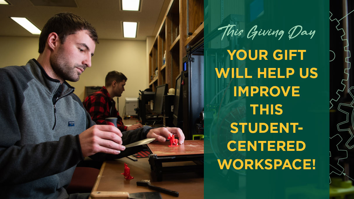 Student centered workspace