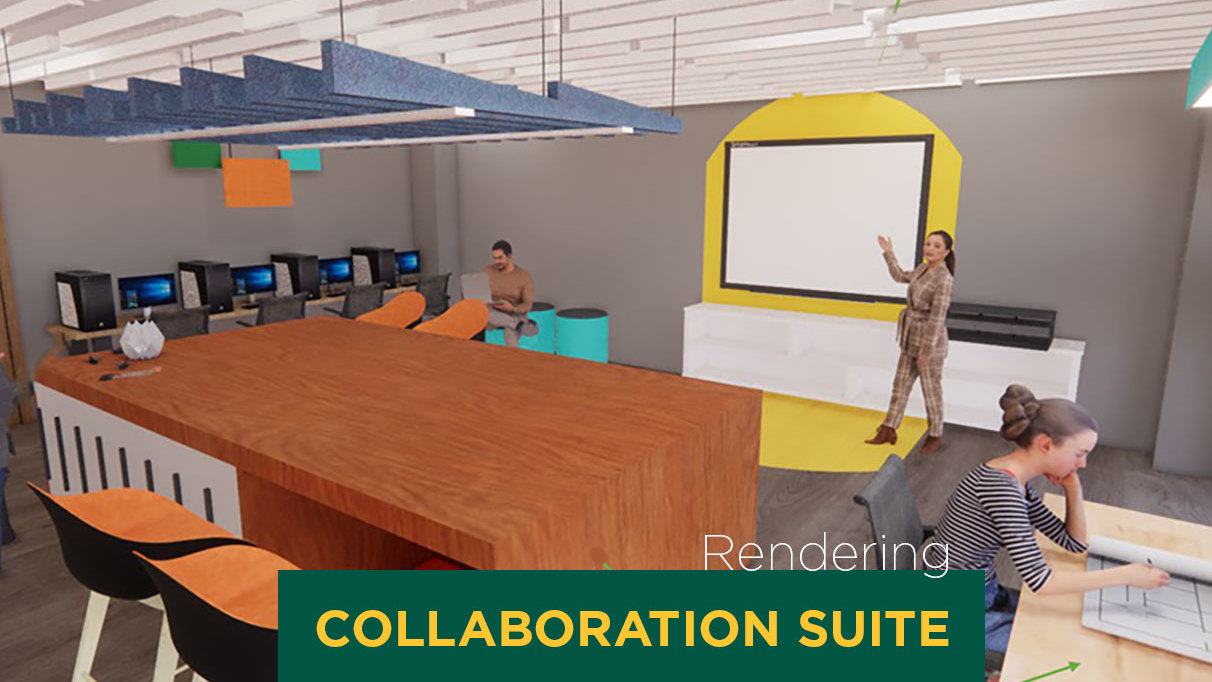 Rendering of Collaboration Suite